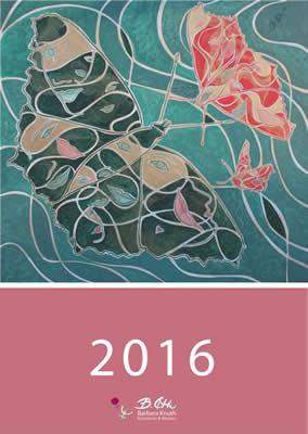 Kalender Barbara Knuth 2016